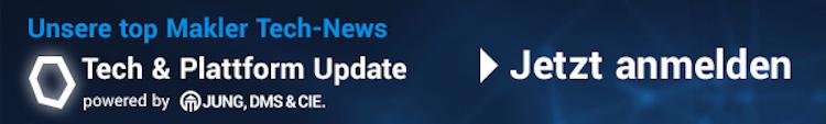 Plattform News Banner 1119-Kopie in Plug & Play: Die führende Plattform für Makler, Mehrfachagenten und Banken