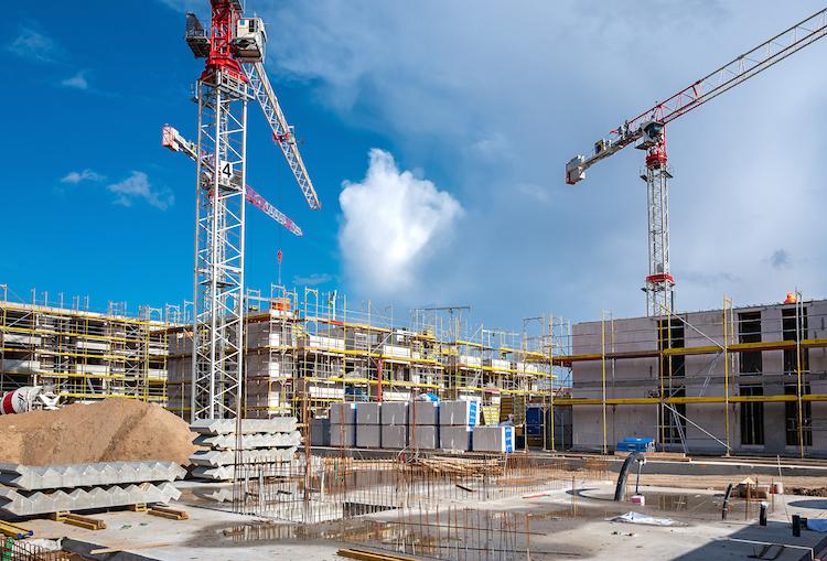 Shutterstock 1343492975 in Weniger Baugenehmigungen für Wohnungen in Berlin - aber warum?