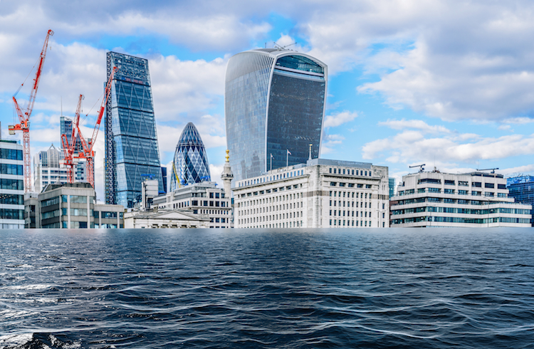 Shutterstock 1378326881 in Immobilieninvestoren unterschätzen Risiken des Klimawandels für ihr Portfolio