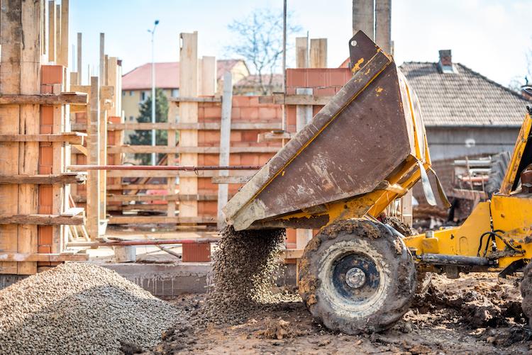Shutterstock 257729041 in Bau- und Rohstoffindustrie warnen vor Knappheit bei Sand und Kies