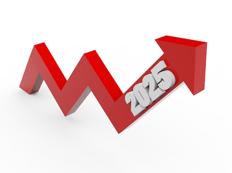 Shutterstock 352787018 in Zinserhöhung in fünf Jahren?