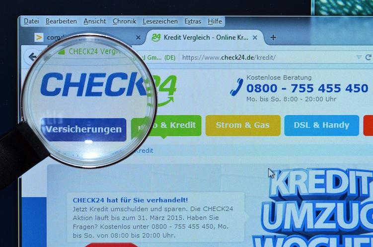 60309321 in Urteil erwartet: Huk gegen Check24