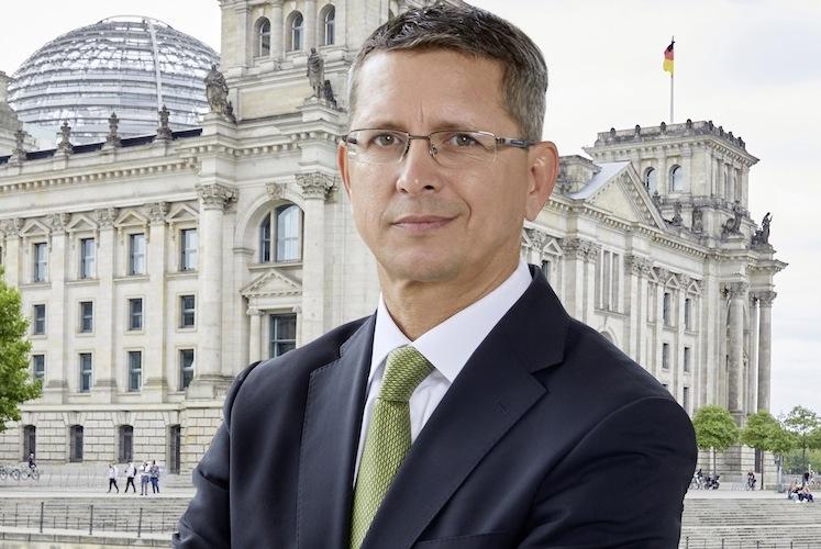 AfW Wirth Norman Print2 in Bafin-Aufsicht: AfW als Sachverständiger im Finanzausschuss