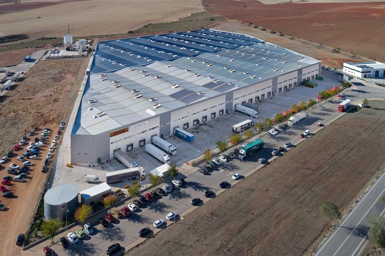 PATRIZIA Quer III Madrid in Patrizia kauft Mega-Portfolio an Logistik-Immobilien