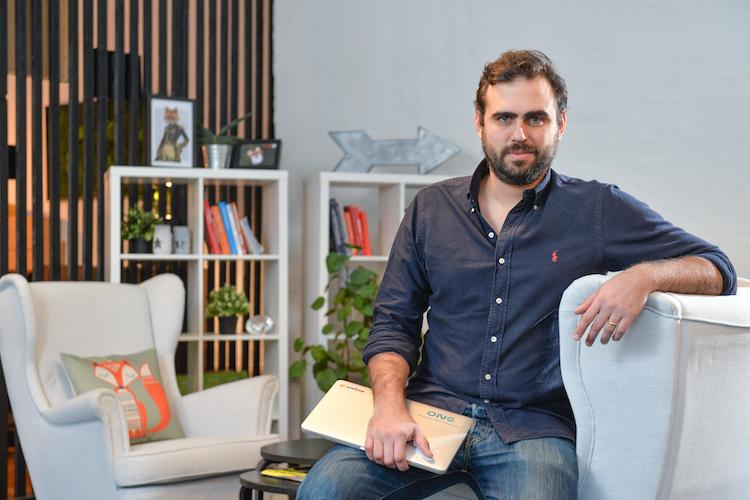 Julian Teicke CEO der Wefox Holding