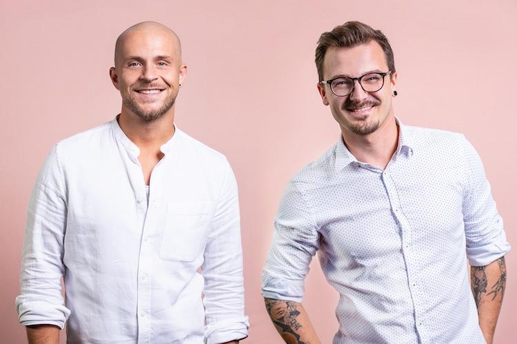 WAEIS-Filme Dominik-Wasik-und-Anton-Leis in No Time to Wait: Fonds Finanz setzt jetzt auf Filme