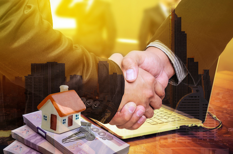 Shutterstock 683546386 in Deutsche Wohnen verkauft 2.142 Wohnungen