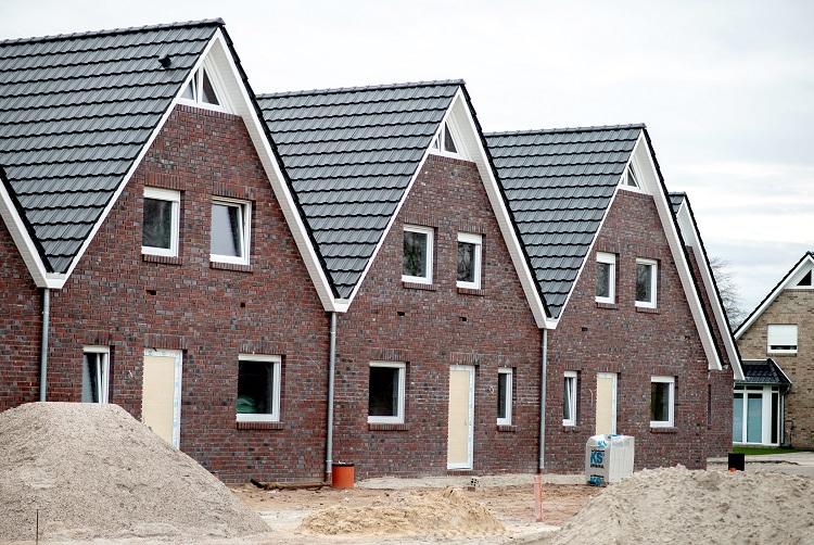 128235014 in Mehr Baugenehmigungen bis November als im Vorjahr
