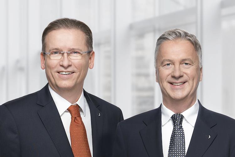 20191128 Geschaeftsleitung PROJECT Investment Gruppe V2 Klein in Vom Vorstandssprecher zum -vorsitzenden