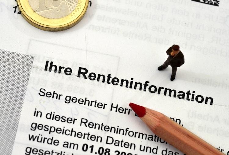 91191981 in Digitale Rentenübersicht kommt 2023