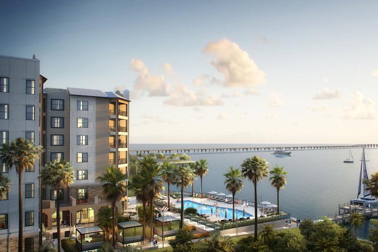 BVT Illustration Bayview II-Kopie in BVT platziert Florida-Fonds schneller als geplant