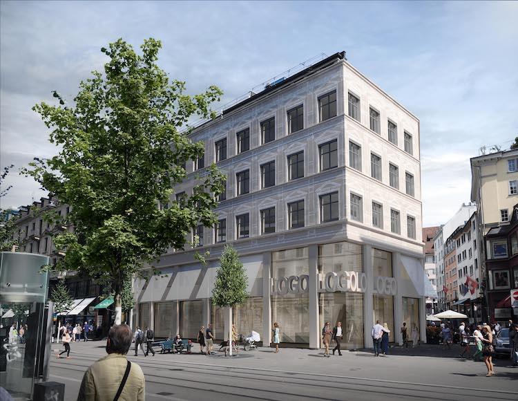 BrickMark B52 in BrickMark erwirbt Schweizer Immobilie durch Token-Bezahlung