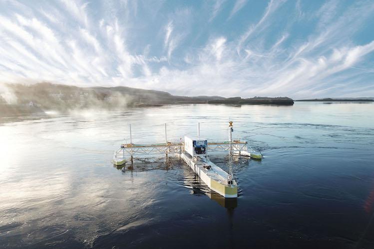 Meeresenergie Gezeitenkraft Reconcept 02 in Reconcept bringt Vermögensanlage mit Ebbe und Flut