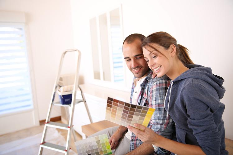 Renovieren in So können Mieter ihre Wohnung modernisieren