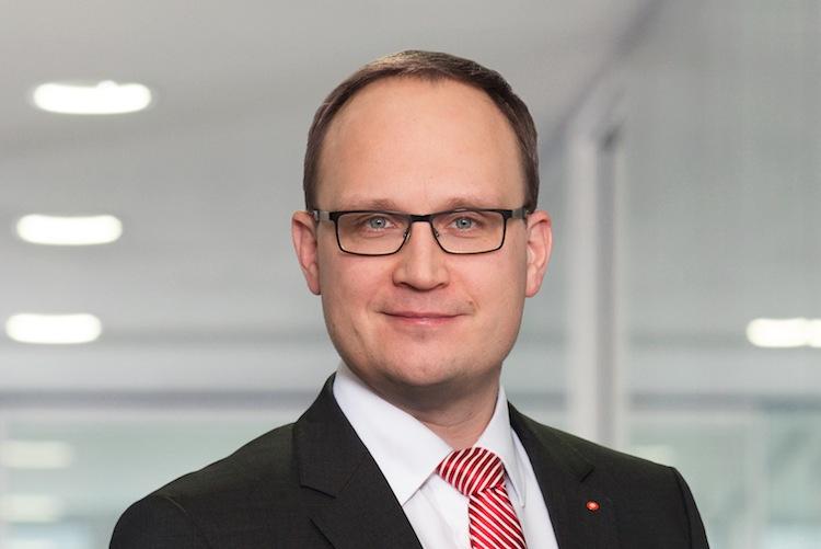 Ronald Slabke in Hypoport steigert Geschäft 2019 kräftig