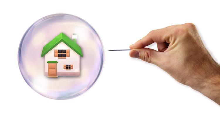 Shutterstock 161924486 in Preisblase bei Wohnimmobilien? Nicht auf mittlere Sicht