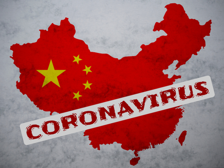 Shutterstock 1624552150 in Teilreisewarnung wegen Corona-Virus: Was das für China-Reisende bedeutet