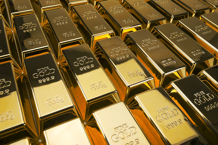 Shutterstock 242616922 in Gold könnte schneller steigen als erwartet