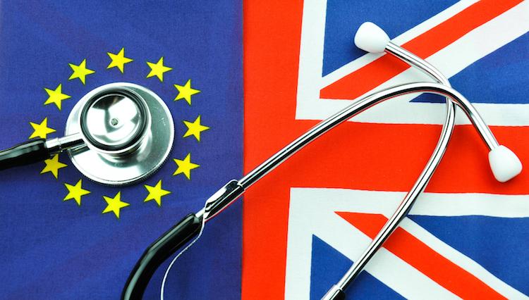 Shutterstock 406309585 in Brexit: Was sich für UK-Reisende im Krankheitsfall verändert