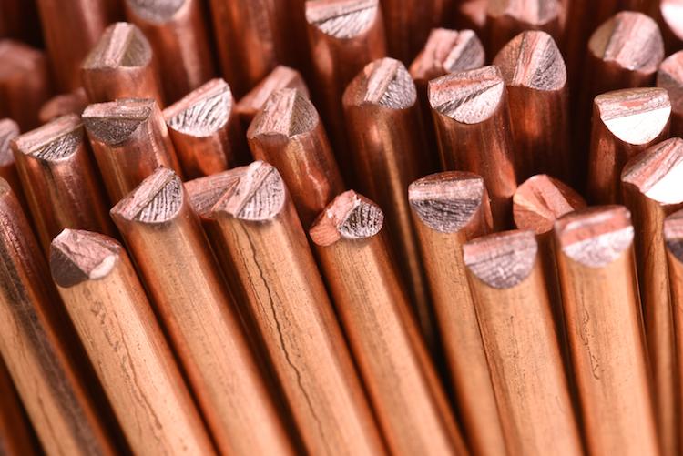 Shutterstock 786273925 in Kupfer und Kobalt mit Chancen