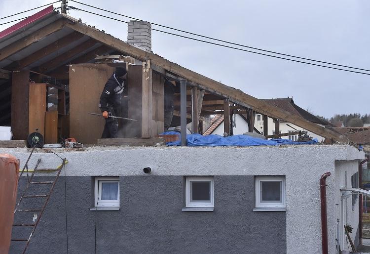 129651206 in Plansecur: Wann die Versicherung für Sturmschäden zahlt