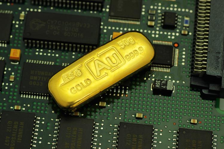 Bildquelle-ESG-Edelmetall-Service-GmbH-Co-KG Recyclinggold Platine-Kopie in Goldinvestment mit gutem Gewissen?