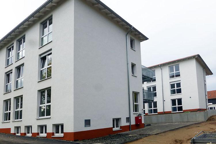 INP-Waldalgesheim in INP bestückt ihre offenen Spezialfonds mit weiteren Pflegeheimen