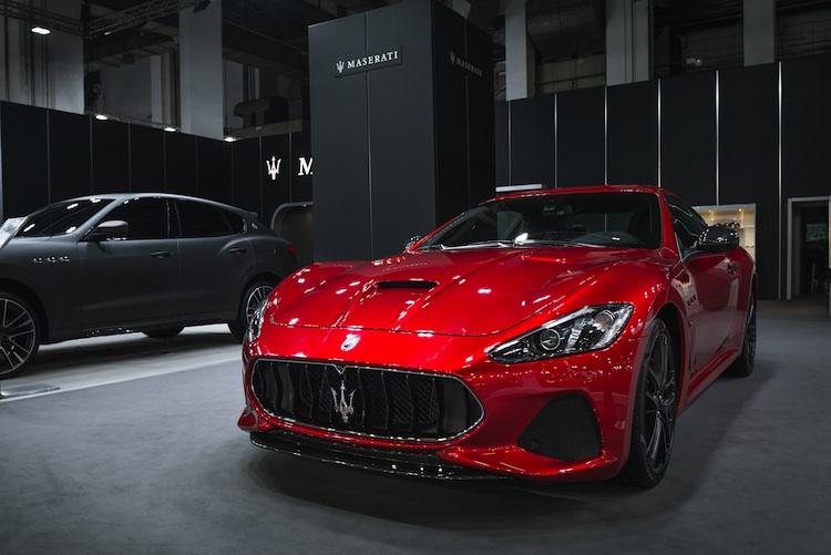 Maserati Shutterstock 1441351391 in Exklusiver Schutz für exklusive Fahrzeuge: Württembergische verbessert Exotentarif