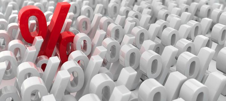 Prozent-rot-750 in Mehrwertsteuersenkung: Womit Verbraucher rechnen können