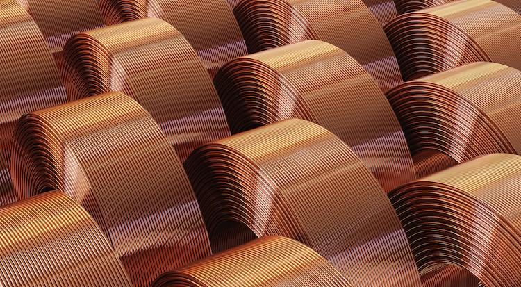 Shutterstock 1031441533 in Kupfer könnte Rohstoff-Hausse anführen