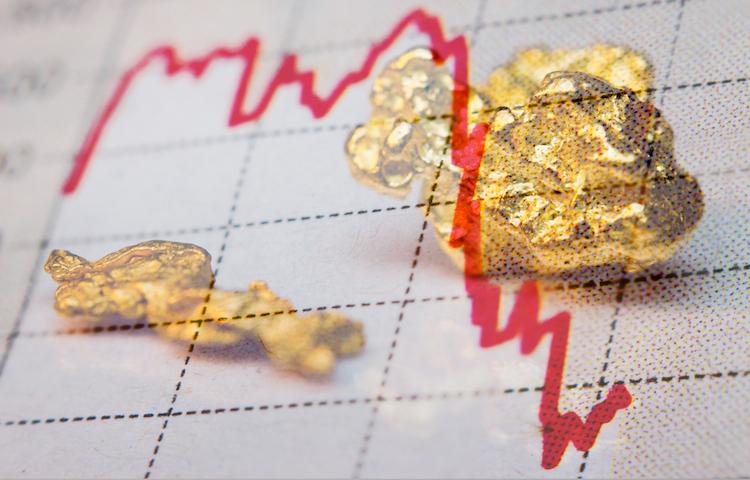 Shutterstock 1212489829 in Coronavirus: Die Börsen brechen ein und Gold glänzt