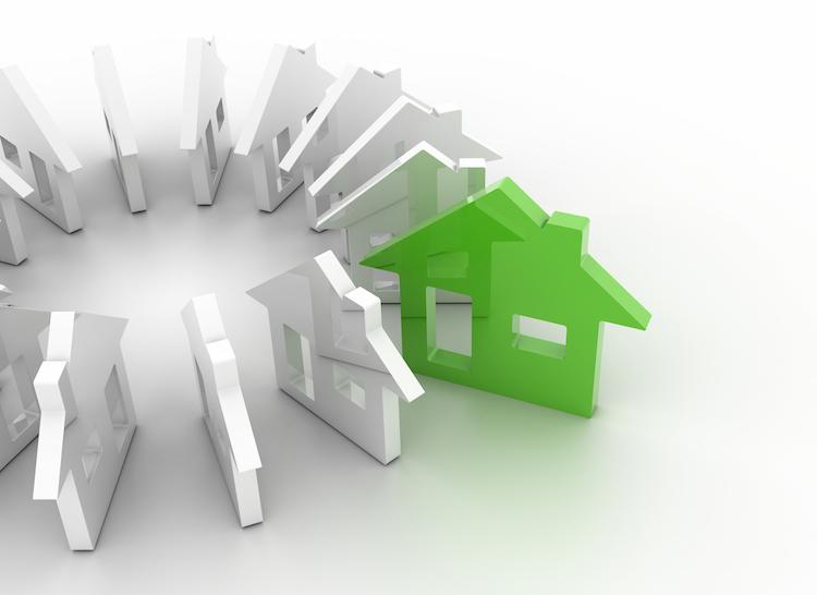 Shutterstock 1518670226 in Industria Wohnen: Neuer Immobilienfonds nach ESG-Kriterien