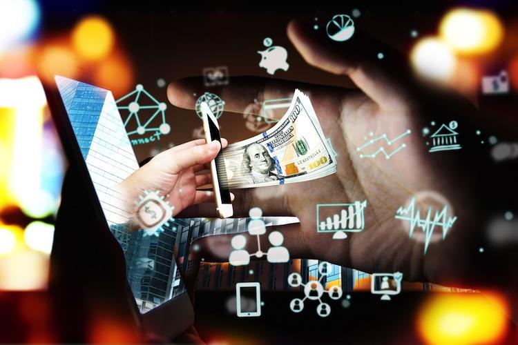 Shutterstock 606090050 in Investitionen in Fintechs leicht rückläufig