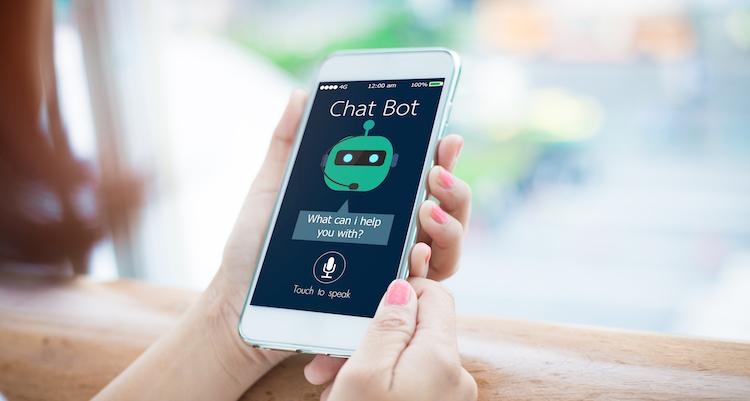 Shutterstock 683412403 in Live-Chats und Chatbots im Finanzsektor: Der Umgang mit sensiblen Daten