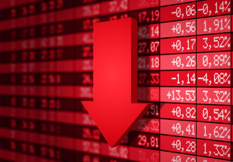 Shutterstock 85721332 in Börsencrash - Panik vor Ölpreiskrieg und Coronavirus