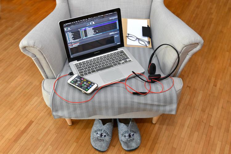 """131304283 in Homeoffice-Studie: Zwei Drittel der """"Corona-Homeworker"""" müssen in Sachen Arbeitszimmer täglich improvisieren"""