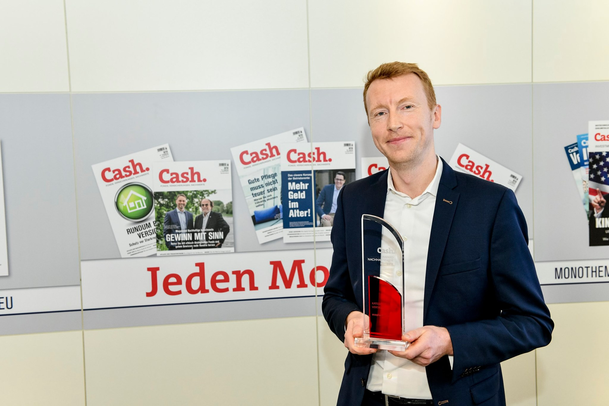 Cash Jansachau in Persönliche Werte gehören ins Finanzkonzept