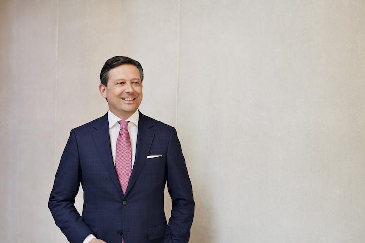 Junker-juergen in Jürgen A. Junker bleibt CEO der W&W - bis 2026