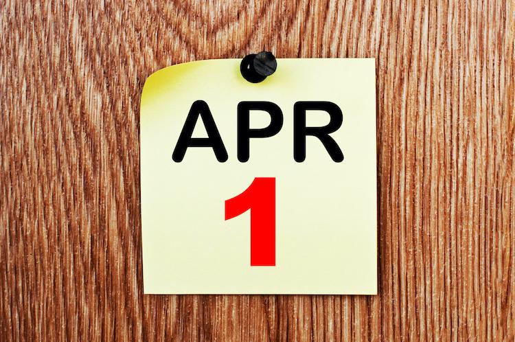 Shutterstock 257549845 in Neue Gesetze: Was sich zum 1. April ändert