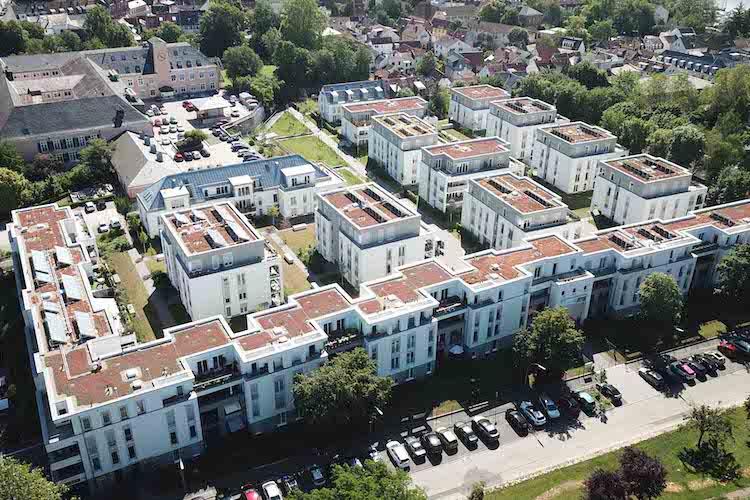 KGAL Rheingold in KGAL kauft 178 Wohnungen in Wiesbaden
