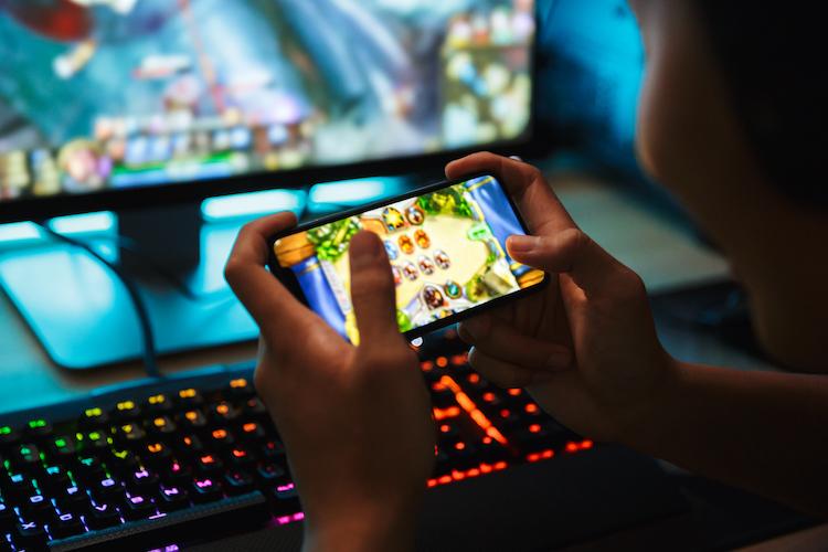 Shutterstock 1161055600 in Gaming-Aktien sind Krisen-Gewinner