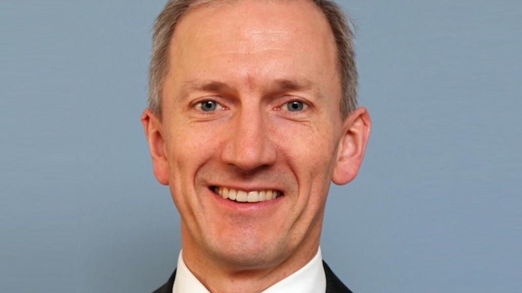 Alexander Gunkel, Vorstandsvorsitzender der Deutschen Rentenversicherung