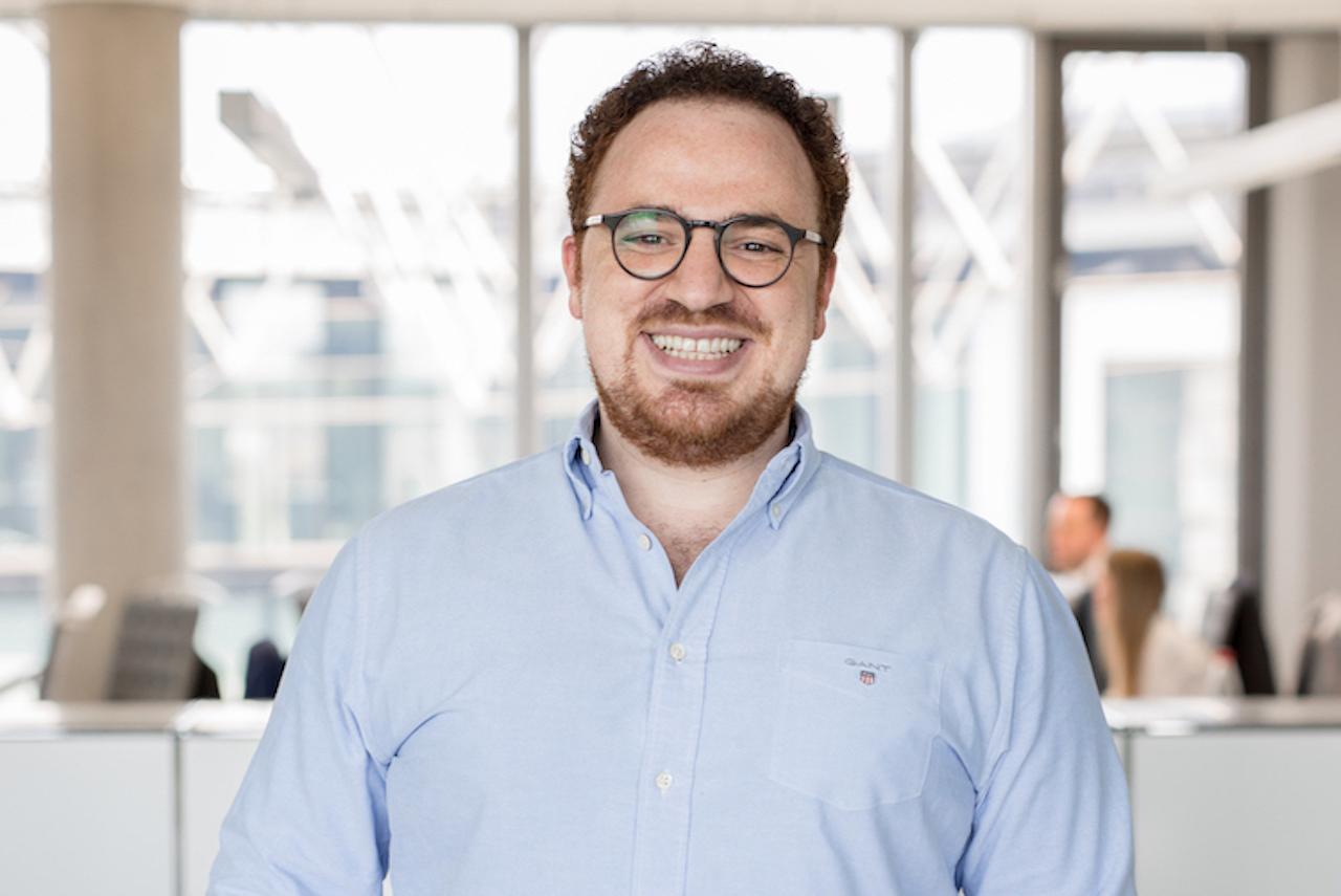 Jamal-El-Mallouki Gescha Ftsfu Hrer-CrowdDesk in Warum sich der Finanzvertrieb digitalisieren muss