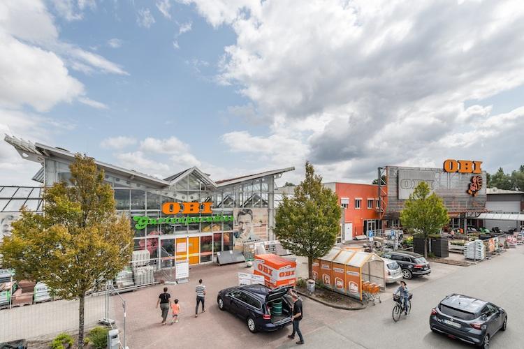 PATRIZIA OBI-Vechta in Patrizia versilbert sieben Baumärkte in Deutschland