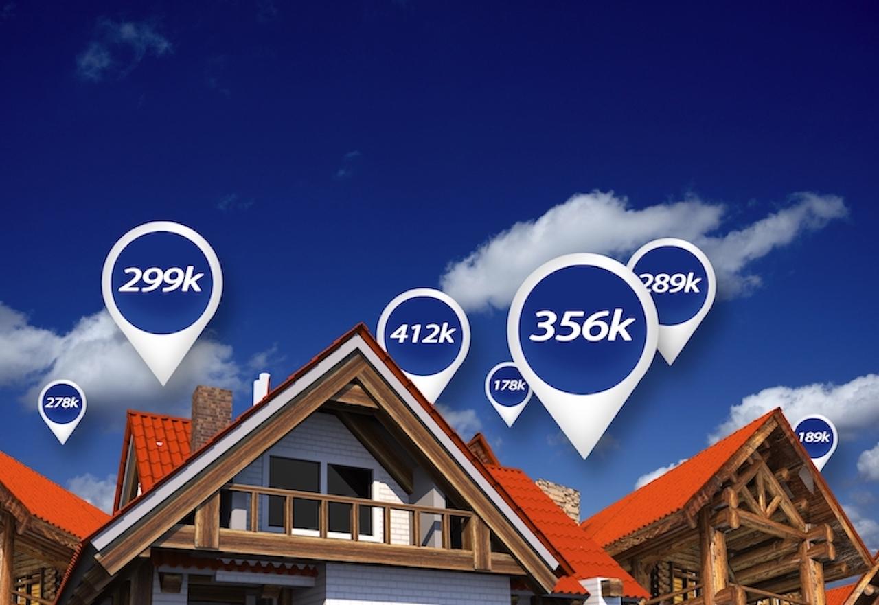 Shutterstock 313805219-1 in Preise für Wohnungen und Häuser steigen erneut kräftig