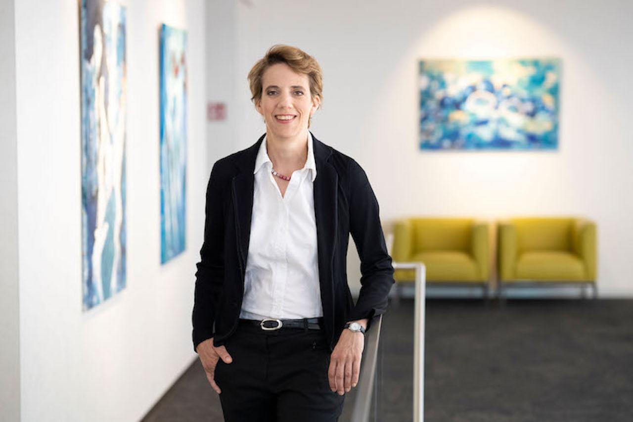 Annabritta-Biederbick-Debeka in Vorstandswechsel bei der Debeka: Biederbick folgt auf Görg