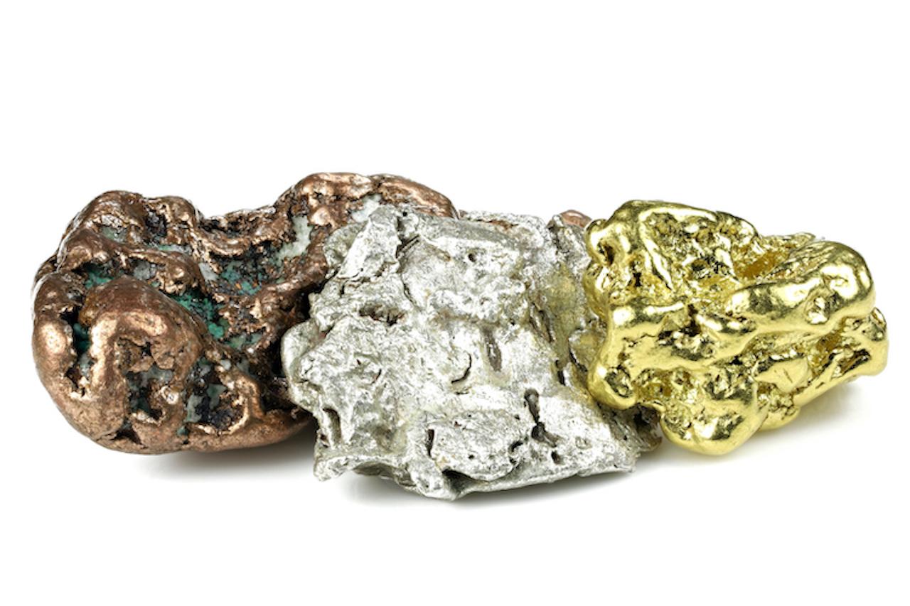 Shutterstock 1019135956 in Gold ist top! Aber Silber und Kupfer nicht vergessen!
