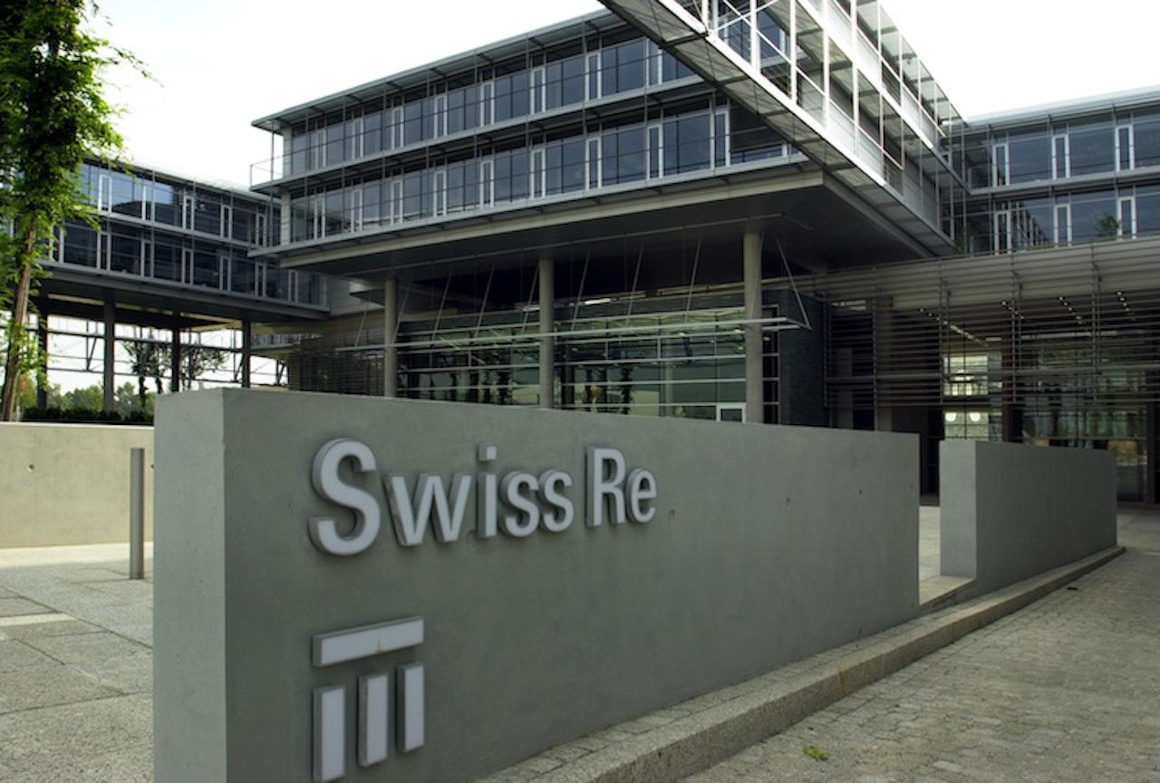 10675475 in Swiss Re rechnet mit weiteren Preiserhöhungen im Rückversicherungsgeschäft