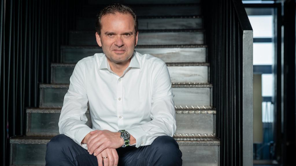 Adcubum-CEO Franz Bergmüller