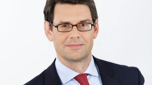 Dr. Christoph Lüer, Head of GI Technical und Chief Underwriting Officer bei der Zurich in Deutschland